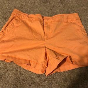 NY&Co Soho Jeans - Hampton 4 Inch Shorts - PEACH